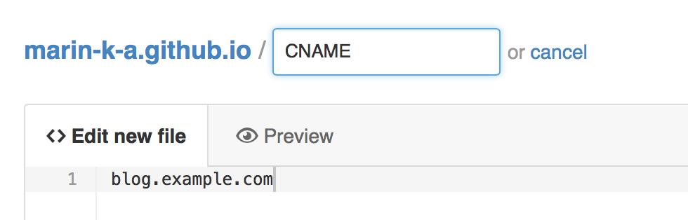github-pages-infonic-cname-file