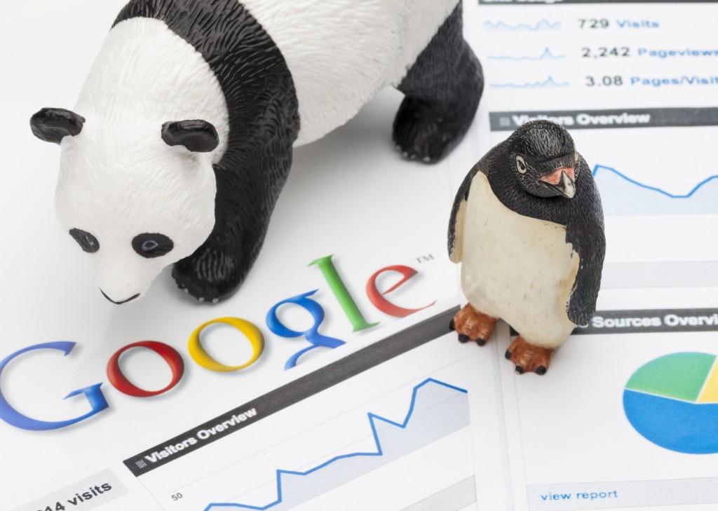 Google Penguin & Panda